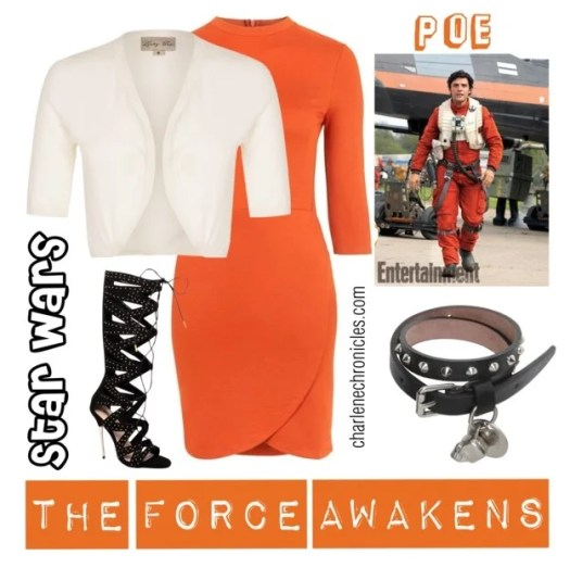Poe Star Wars Costume Disney Bounding Outfit