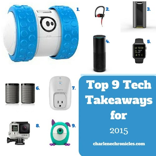 top tech products 2015