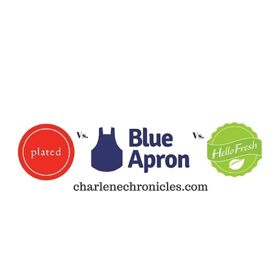 comparison blue apron plated hellofresh charlene chronicles