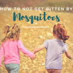 8 Tips On How to Not Get Bitten By Mosquitoes