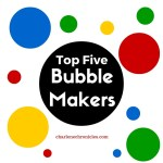 5 Great Ways to Make Bubbles