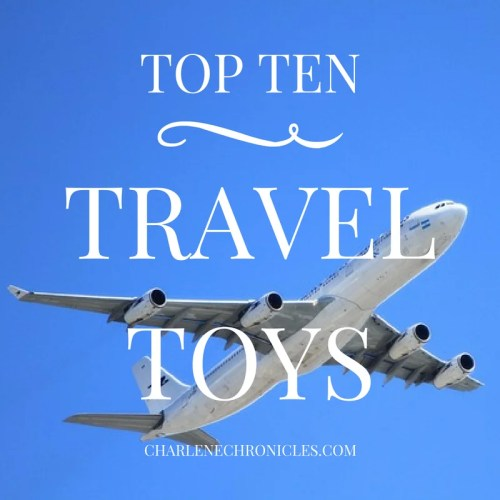 Best Travel Toys for Kids