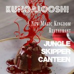Kungaloosh! Jungle Skipper Canteen