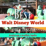 Best Disney World Attractions for Grandparents and Grandkids