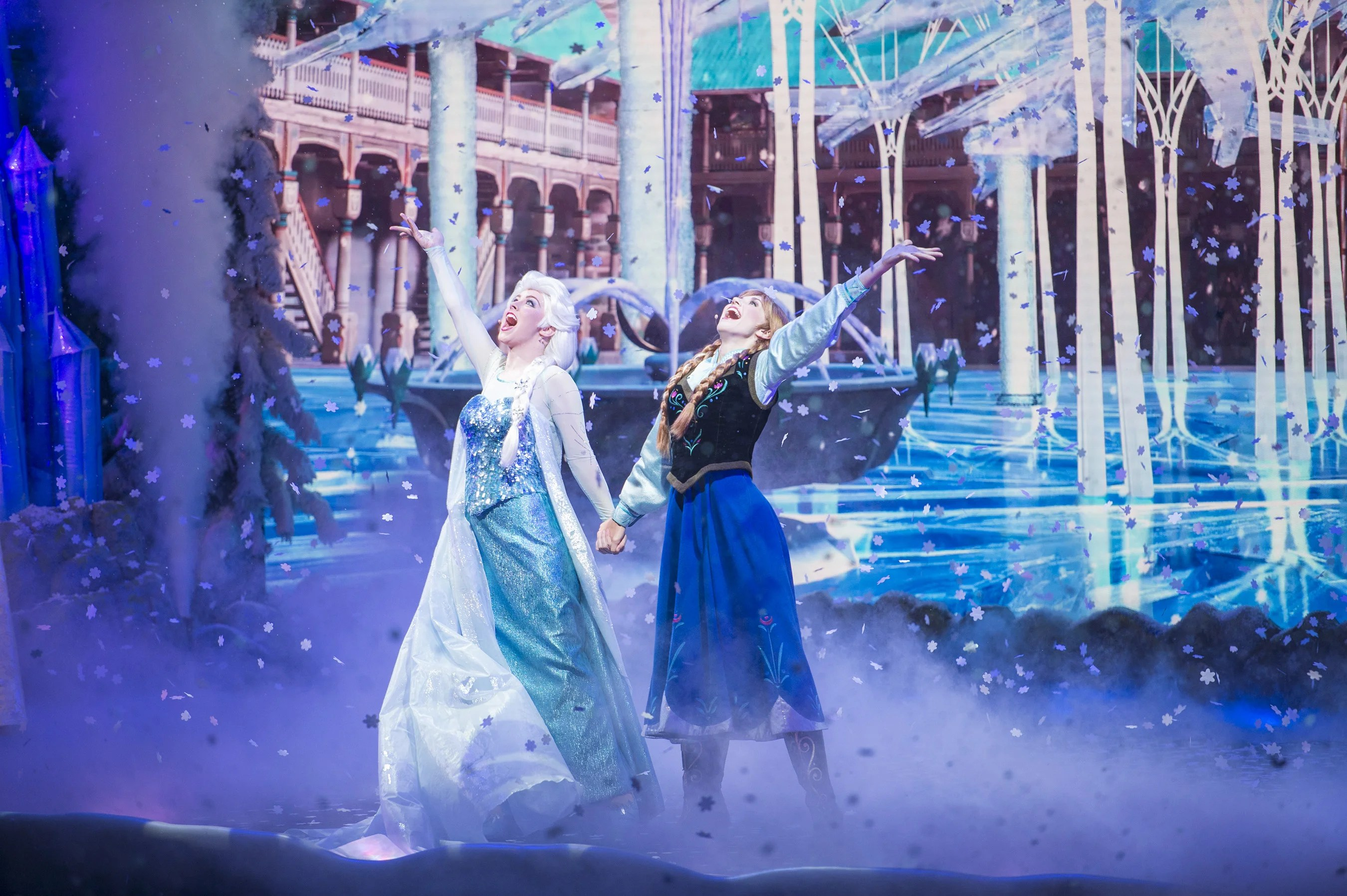 For the First Time in Forever: A Frozen Sing-Along Celebration at Disney's Hollywood Studios