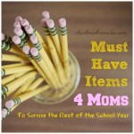 Back to School Hacks for Moms!
