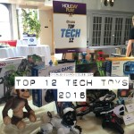Top 12 Tech Toys for 2016