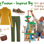 Toy Fashion: Lion Guard Training Lair