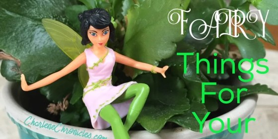 Fairy Love: Fairy Gardens and More