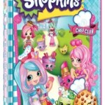 First Ever Shopkins DVD: Chef Club Movie
