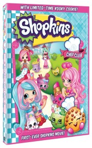 Shopkins Chef Club - 3D Box Art