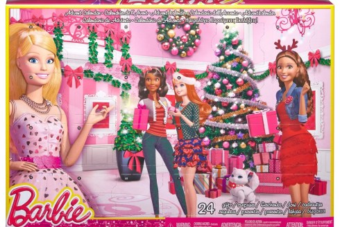 barbie advent calendar advent calendars for kids