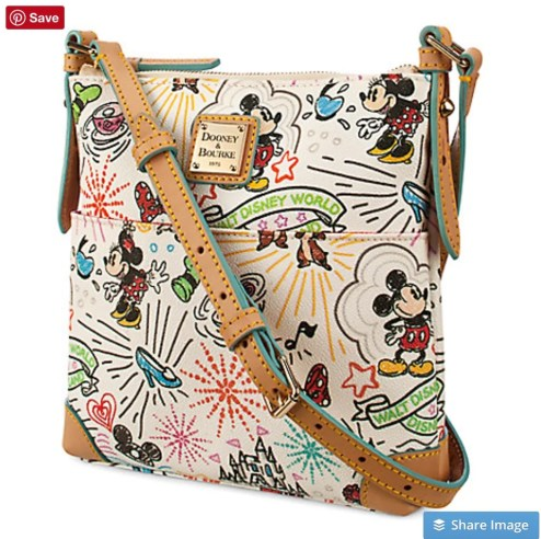 crossbody bag ideas for disney vacation