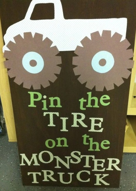 monster truck birthday party ideas 2