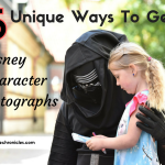 5 Unique Ways to Get Disney Character Autographs