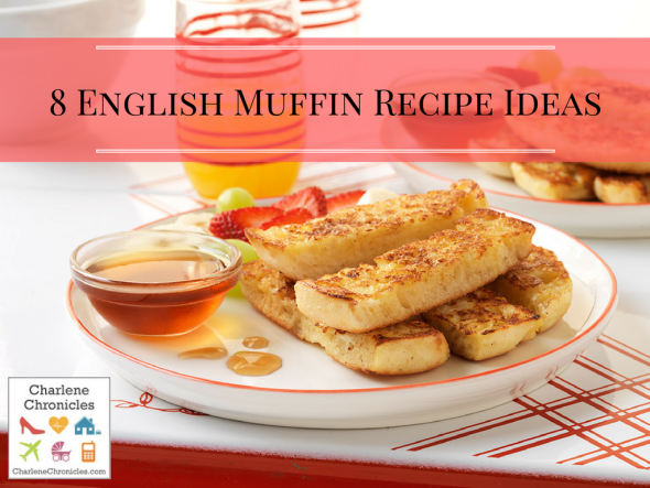 recipes with english muffins