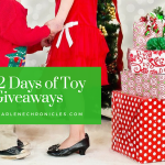 12 Days of Holiday Toy Giveaways