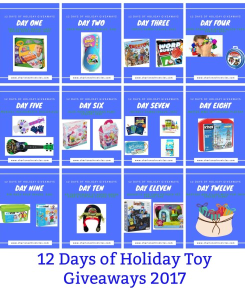 holiday toy giveaways