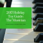 2017 Guide: Toys for Musical Kids