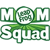 Charlene Chronicles Mom Squad Leap Frog Logo