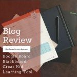 Boogie Board Blackboard Review & Uses