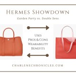 Hermes Double Sens vs. Garden Party