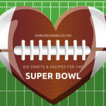 Super Bowl Activities, Crafts and Recipes for Kids