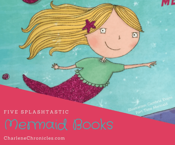 mermaid books for kids
