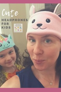 Try these cozyphones! Great headphones for kids. Especially if they have sensory issues.
