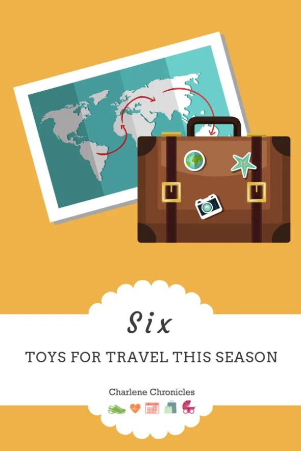 best travel toys for the car