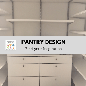 pantry design idea by charlenechronicles