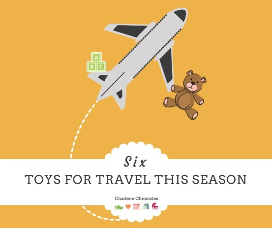 Best travel toys for vacation