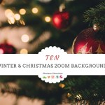 Ten Best Christmas Zoom Backgrounds for the Holidays