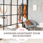 Awesome Apartment Zoom Backgrounds That Are Better Than Reality