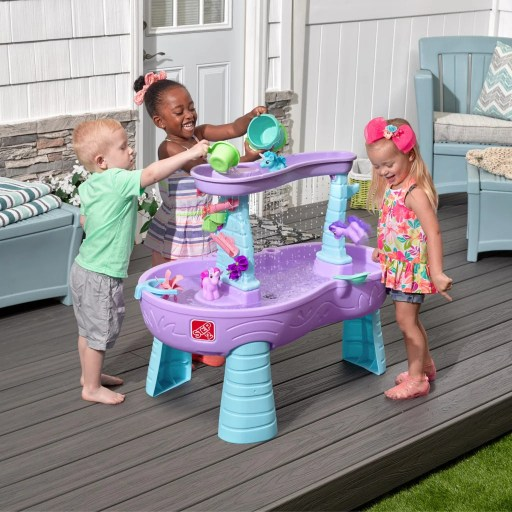 kids water table STEP2