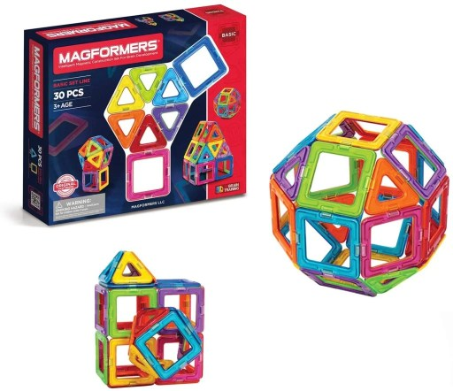 Best Magnetic toys magformers