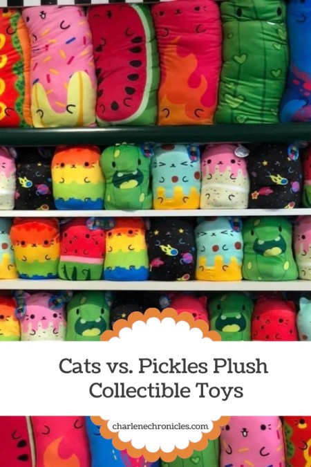 cats vs pickles toys