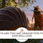ray and the last dragon toys list