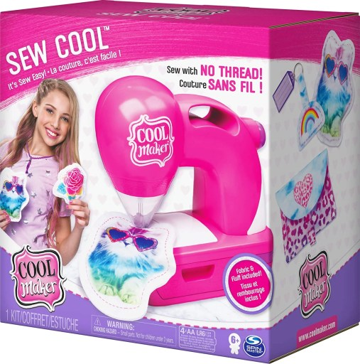 Cool Maker Sewing Maching Spin Master