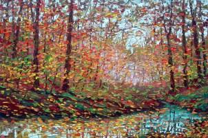branding licensing workshops classes plein air studio oil paintings by Charlene Marshoil painting by Charlene Marsh