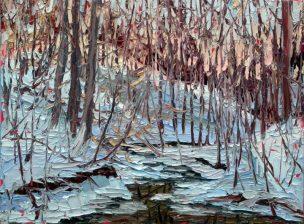 Plein air oil paintings Plein air oil painting by Charlene Marsh
