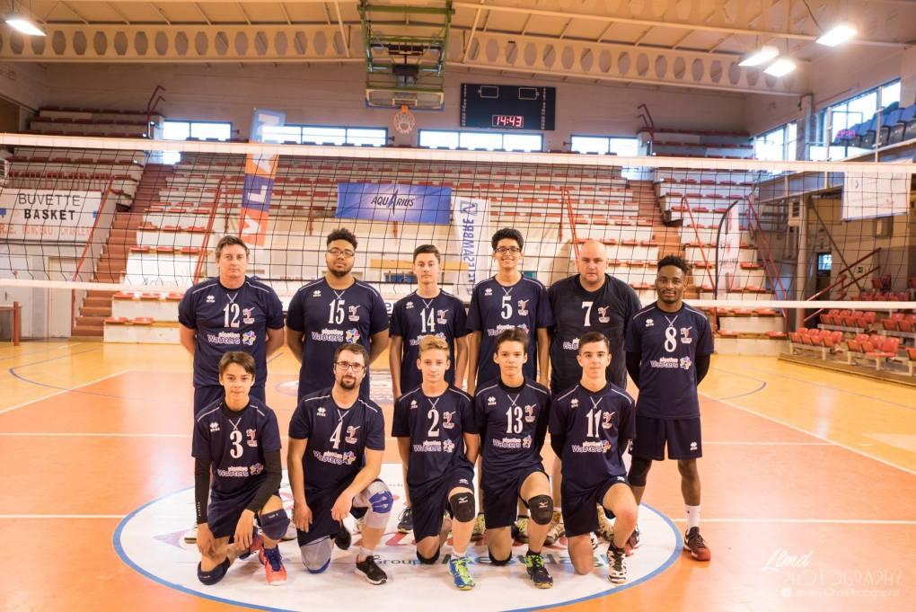 Provinciale 3 messieurs - Saison 2017-2018