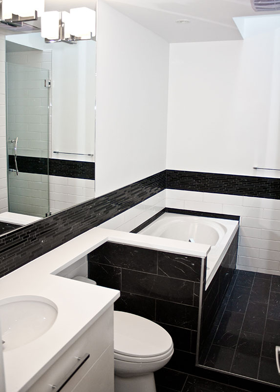 Rnovation de salle de bain RiveSud de Montral