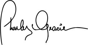 Charles Gracie Signature