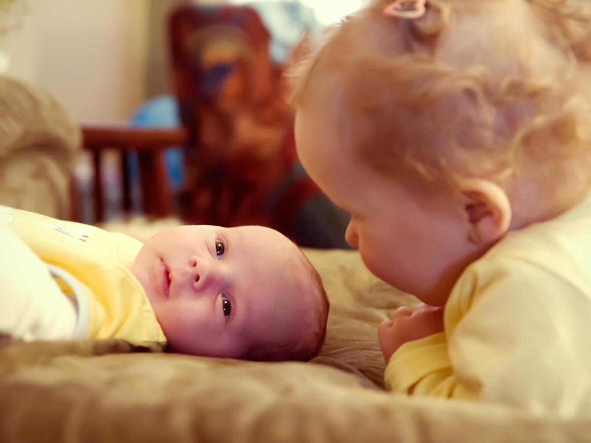 charles i. letbetter - Sibling Joy