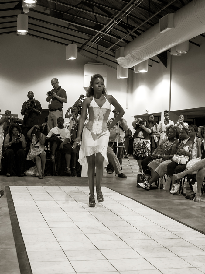 charles i. letbetter - WhyA Fashion Show Is Still IMportant