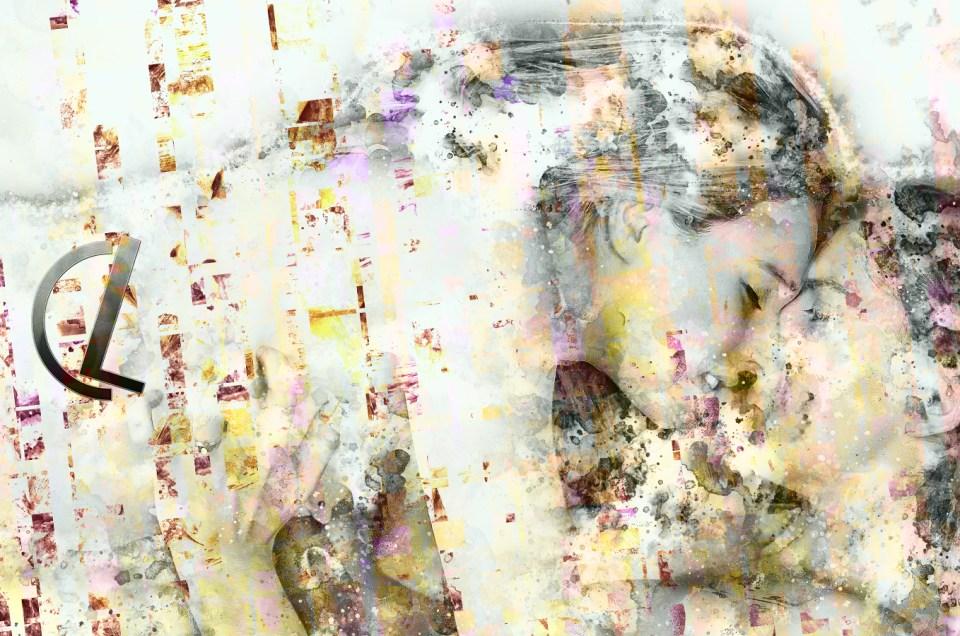 Experimental Series: Digitally Deconstructing Erotica