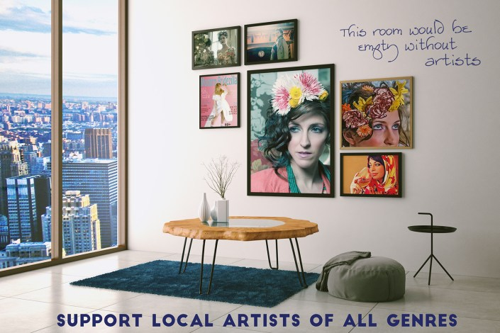 Artists Are Essential, place 8