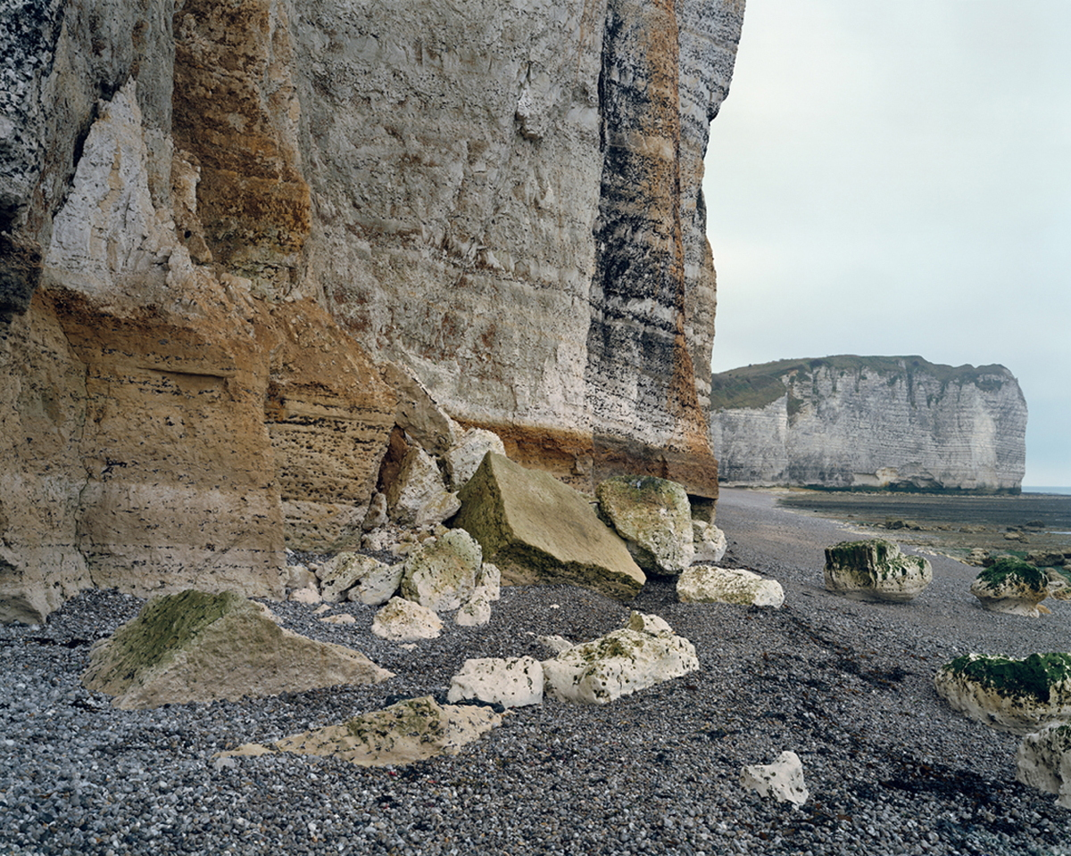 Charles Isaacs Exhibit Jem Southam The Rockfalls Of