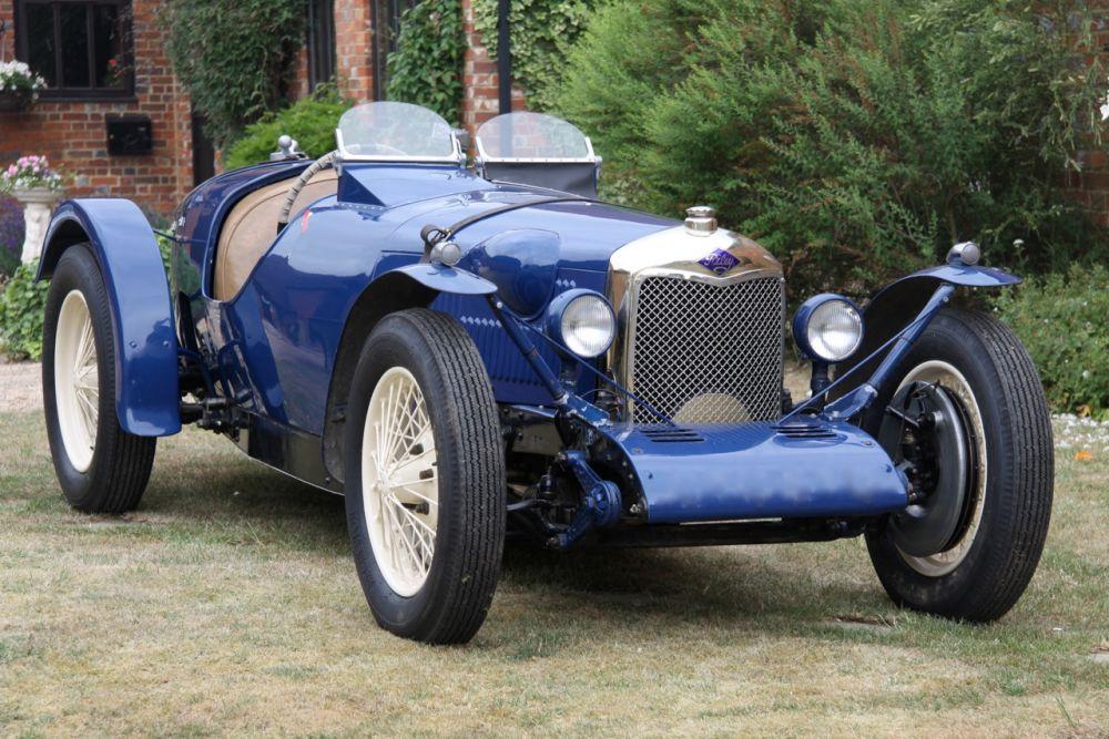 1928 Riley 9hp Brooklands